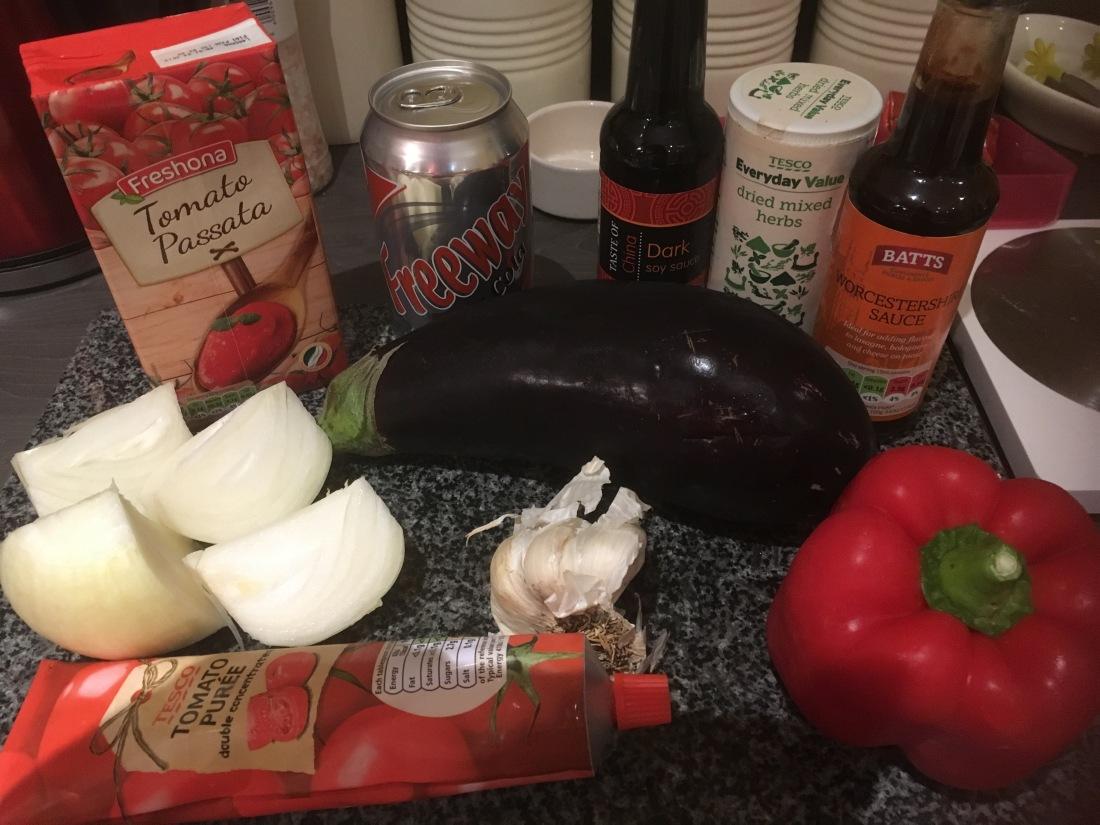 ingredients diet coke sauce - Copy