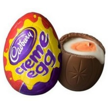 cadbury-creme-egg-with-yellow-yolk
